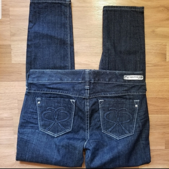 Express Jean's Size 6S